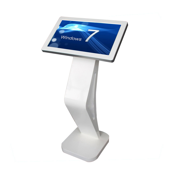 VY Digital Kiosk Display Desk